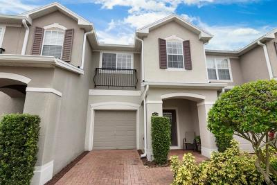 Winter Springs Townhouse For Sale: 3824 Black Spruce Lane
