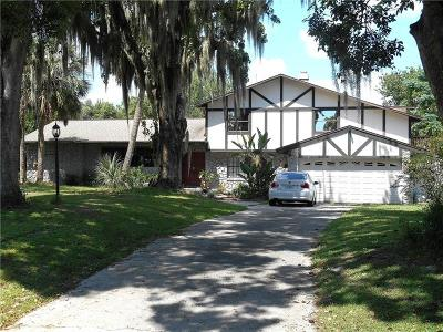 Deltona Single Family Home For Sale: 1002 Rosetta Drive