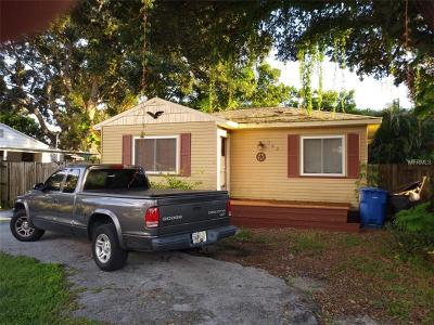 Hernando County, Hillsborough County, Pasco County, Pinellas County Single Family Home For Sale: 762 59th Avenue NE