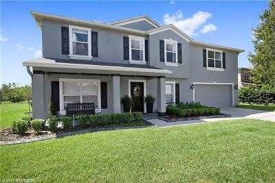 Orlando Single Family Home For Sale: 14402 Abington Heights Drive