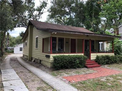 Orange County, Osceola County, Seminole County Multi Family Home For Sale: 1423 E Gore Street