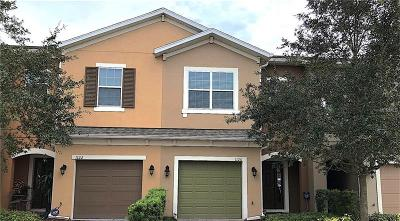 Apopka Townhouse For Sale: 1126 Palma Verde Place