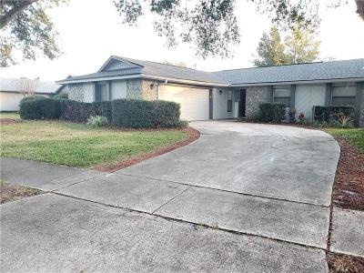 Apopka Single Family Home For Sale: 2606 Canterclub Trail