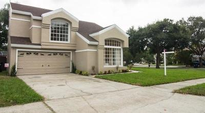 Orlando Single Family Home For Sale: 2847 Mystic Cove Drive