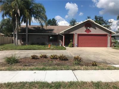 Deltona Single Family Home For Sale: 1558 Gregory Drive