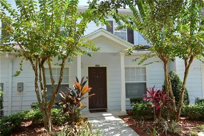 Kissimmee Townhouse For Sale: 2962 Lucayan Harbour Circle #107