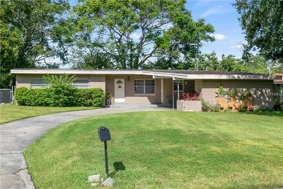 Orlando Single Family Home For Sale: 124 Wilmer Avenue
