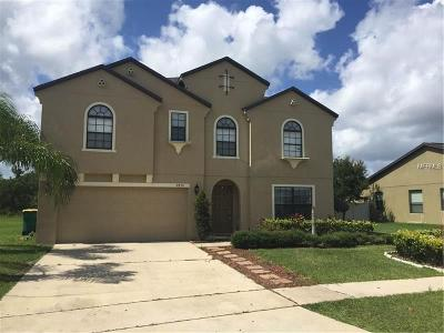Kissimmee Single Family Home For Sale: 2830 Orangebud Drive