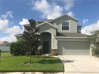 Single Family Home For Sale: 1671 Thetford Circle