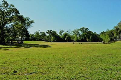 Volusia County Residential Lots & Land For Sale: 1501 Ashby Creek Road
