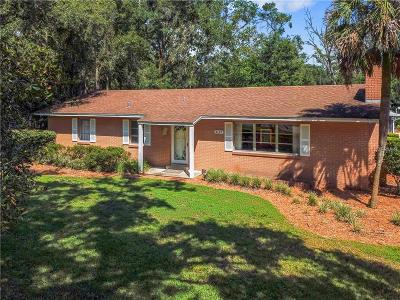 Apopka Single Family Home For Sale: 5137 Mount Plymouth Road