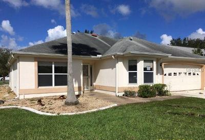 The Villages Single Family Home For Sale