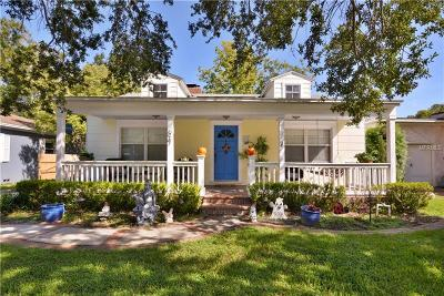 Orlando Single Family Home For Sale: 637 W King Street