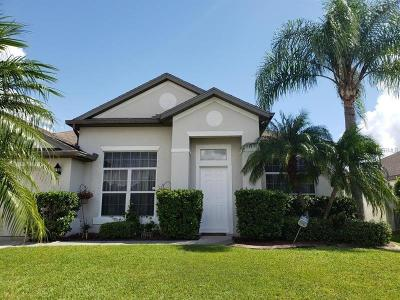 Kissimmee Single Family Home For Sale: 3526 Maple Ridge Loop
