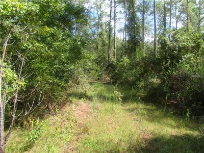 Debary Residential Lots & Land For Sale: 465 Detroit Terrace