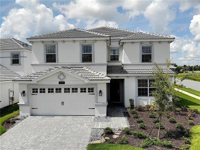 Clermont, Champions Gate, Championsgate, Davenport, Winter Garden, Windermere, Orlando, Kissimmee Single Family Home For Sale: 1512 Mulligan Boulevard