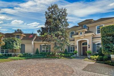 Seminole County Single Family Home For Sale: 1701 Stetson Court