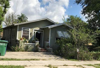 Tampa Single Family Home For Sale: 3406 Deleuil Avenue