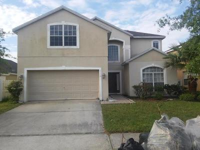 Orlando Single Family Home For Sale: 8736 Hastings Beach Boulevard
