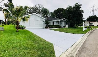 Single Family Home For Sale: 17766 95th Circle