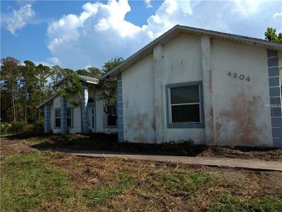 New Smyrna Beach Single Family Home For Sale: 4204 Quail Nest Lane