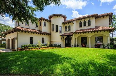 Windermere FL Single Family Home For Sale: $1,890,000