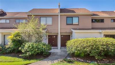 Casselberry Townhouse For Sale: 137 Lago Vista Boulevard