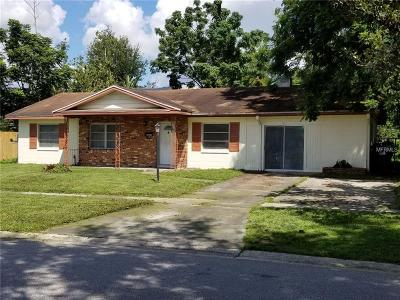 Orlando FL Single Family Home For Sale: $209,900