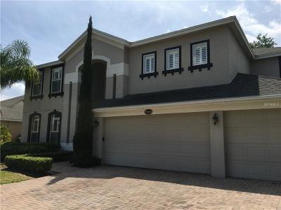 Winter Garden Single Family Home For Sale: 13850 Glynshel Drive