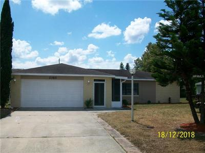 Volusia County Single Family Home For Sale: 2385 Pavillion Terrace