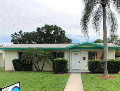 Hernando County, Hillsborough County, Pasco County, Pinellas County Rental For Rent: 108 44th Avenue NE