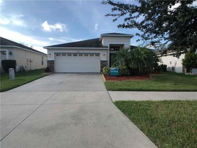Hernando County, Hillsborough County, Pasco County, Pinellas County Rental For Rent: 13927 Chalk Hill Place