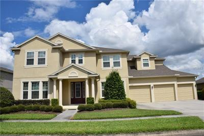 Orlando Single Family Home For Sale: 10440 Woodward Winds Drive