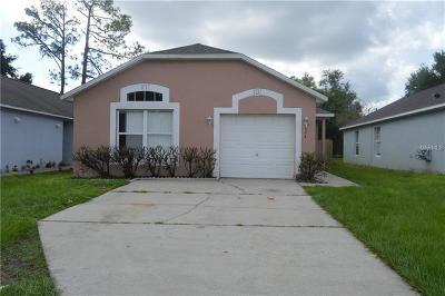 Orlando Single Family Home For Sale: 424 Delicata Drive