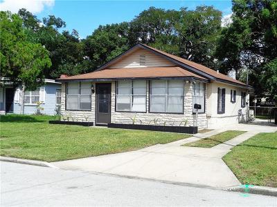 Orlando Single Family Home For Sale: 15 E Preston St