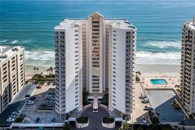 Daytona Beach Shores Condo For Sale: 2937 S Atlantic Avenue #1704