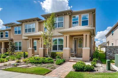Orlando Townhouse For Sale: 8544 Dufferin Lane