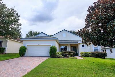 Clermont Single Family Home For Sale: 2503 Squaw Creek