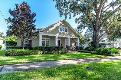 Orlando Single Family Home For Sale: 505 Baker Street