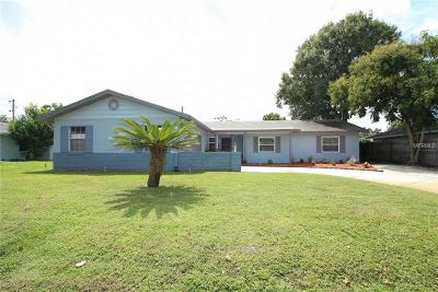 Winter Park Single Family Home For Sale: 3476 Arnel Drive
