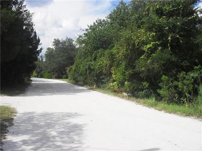 Deltona Residential Lots & Land For Sale: 2025 Wiggley Farms Road