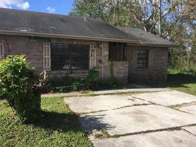 Lakeland Multi Family Home For Sale: 1305 Fairway Drive
