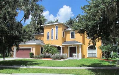 Winter Garden Single Family Home For Sale: 537 Lake Cove Pointe Circle