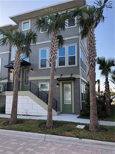 Townhouse For Sale: 8443 Karrer Terrace