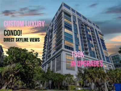 Condo For Sale: 260 S Osceola Avenue #709