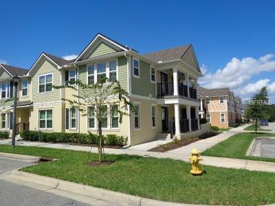 Winter Springs Townhouse For Sale: 564 Jesup Springs Lane