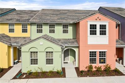 Townhouse For Sale: 349 Captiva Drive
