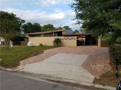 Orlando Single Family Home For Sale: 2803 Hertha Avenue