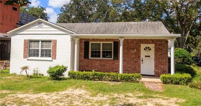 Winter Park Single Family Home For Sale: 2098 E End Avenue