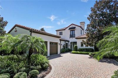 Orlando Single Family Home For Sale: 10212 Kensington Shore Drive